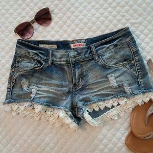 Hot Kiss Cici Jean Shorts